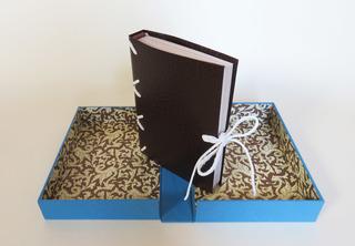 ルリユールの時間 「リンプ製本と箱」